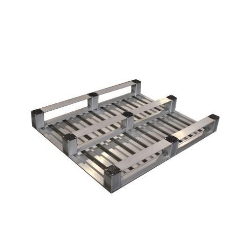 Aluminium Pallet 3 Skid-1