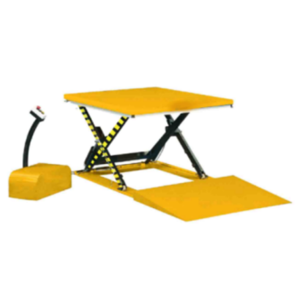Low Profile Lifting Table - 2000kg