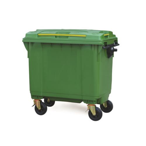 Mobile Wheelie Bin - 660L