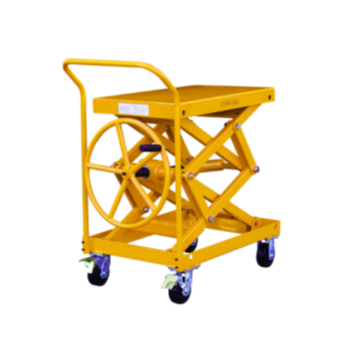 Screw Type Lift Table