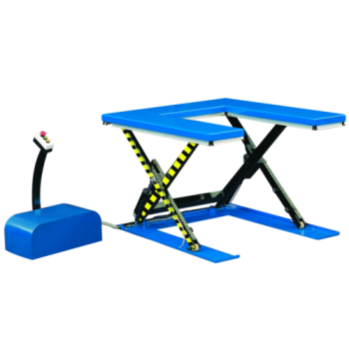 U Level Lifting Table - 1500kg