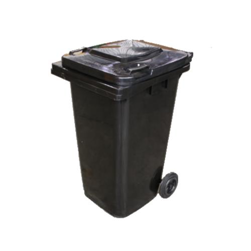 Wheelie Bin Black - 240L