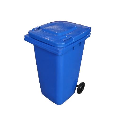 Wheelie Bin Blue - 240L