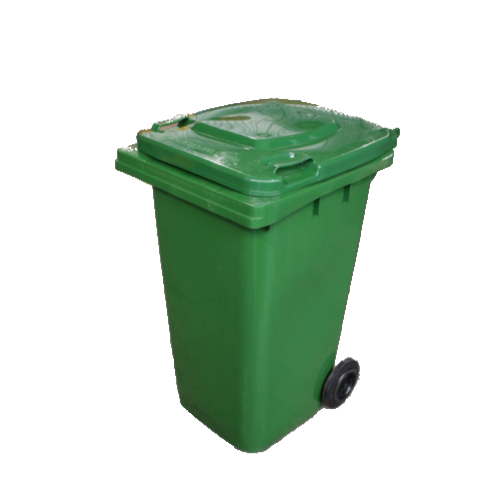 Wheelie Bin Green - 120L