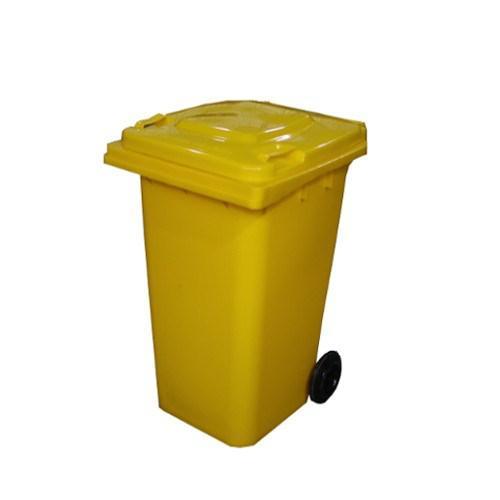 Wheelie Bin Yellow - 120L