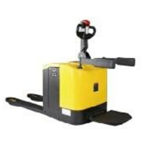 Battery Pallet Jack Ride-On - 2500kg