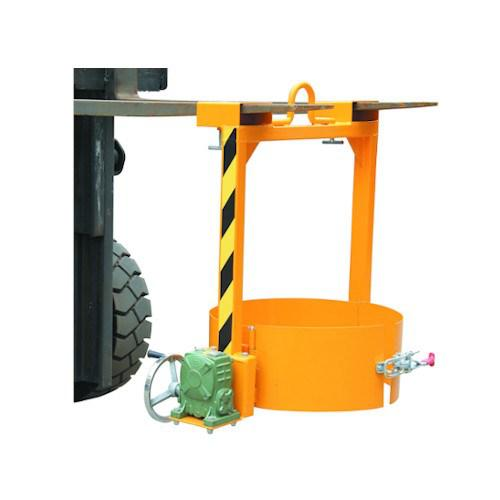 Fork Mounted And Crane Mounted Drum Lift