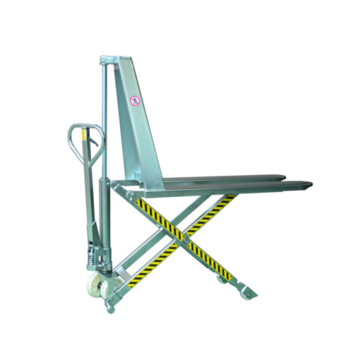 Highlift Pallet Jack - Manual