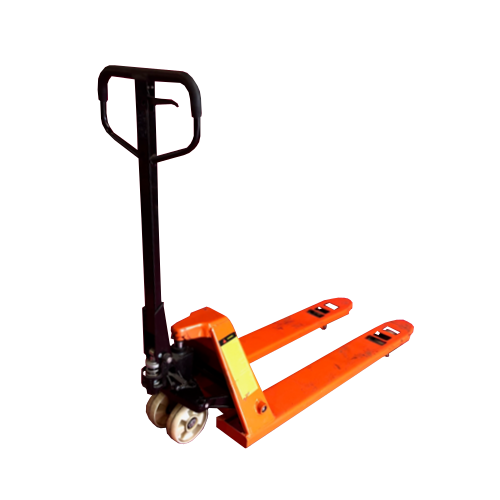 Low Profile Narrow Pallet Jack - 1200mm x 540mm