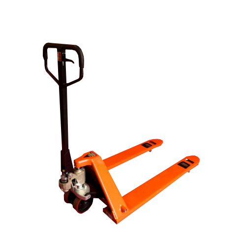 Low Profile Narrow Pallet Jack – 1200 x 540 x 55mm