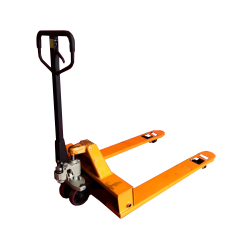 Low Profile Wide Pallet Jack - 1200mm x 830mm