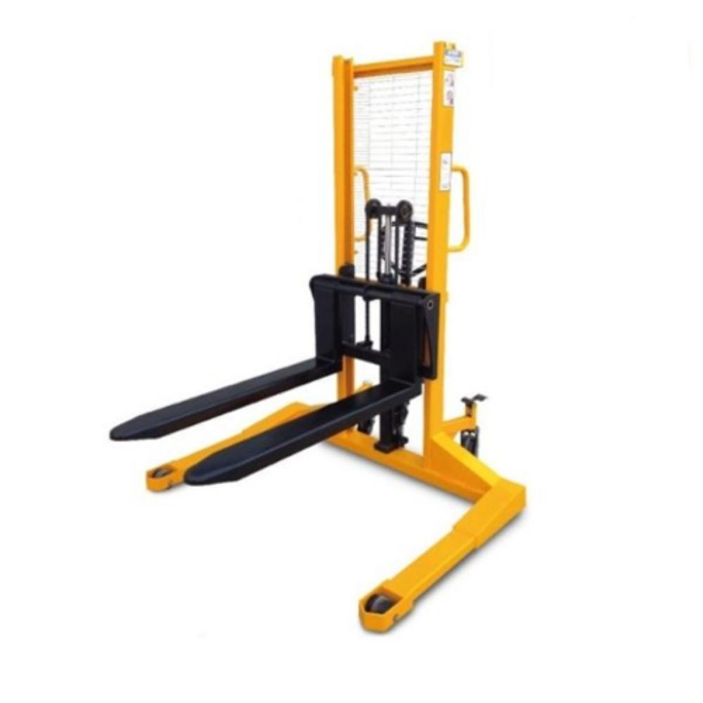 Manual Stacker Wide Straddle - 1500kg 1600mm