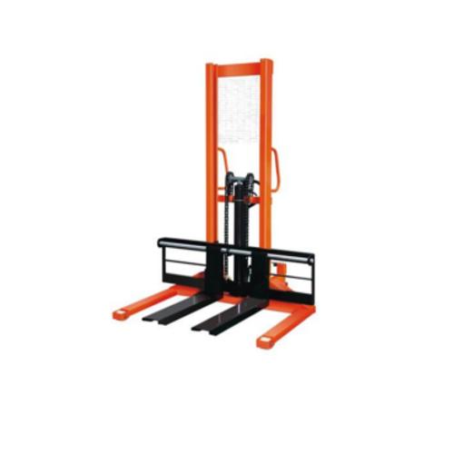 Manual Stacker Wide Straddle - 2000kg 1600mm