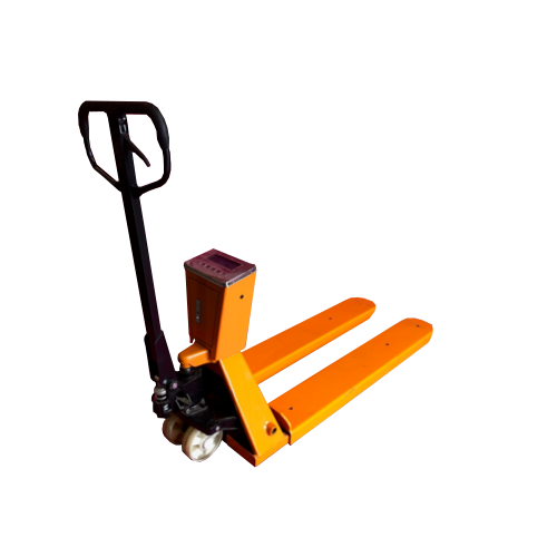 Scale Pallet Jack Narrow - No Printer - 1220 x 685 - 2500kg