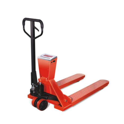 Scale Pallet Jack Narrow – With Printer – 1220 x 685 – 2500kg