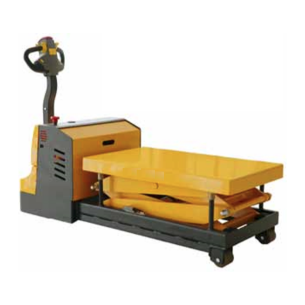Self-propelled Lift Table 1