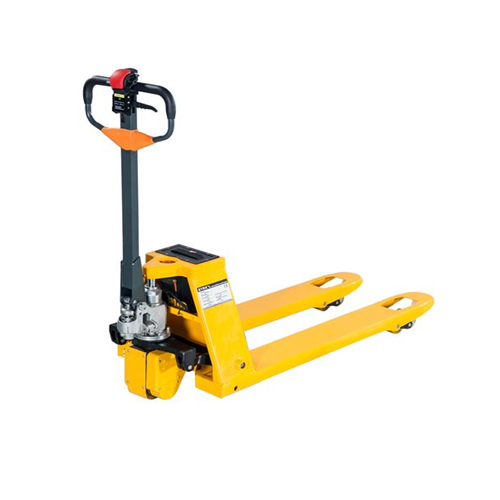 Semi-Electric Pallet Jack - 1220 x 685 - 1500kg