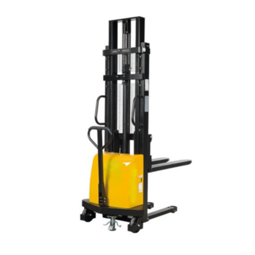 Semi-Electric Stacker - 1500kg 3500mm