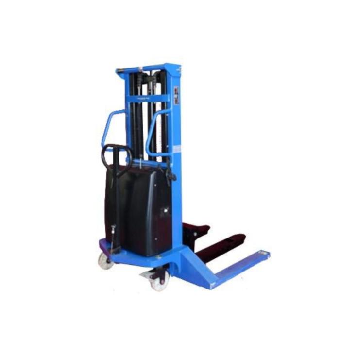 Semi-Electric Stacker Wide Straddle - 1500kg 2500m-1