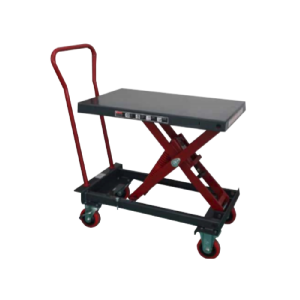 Spring Activated Lift Trolley