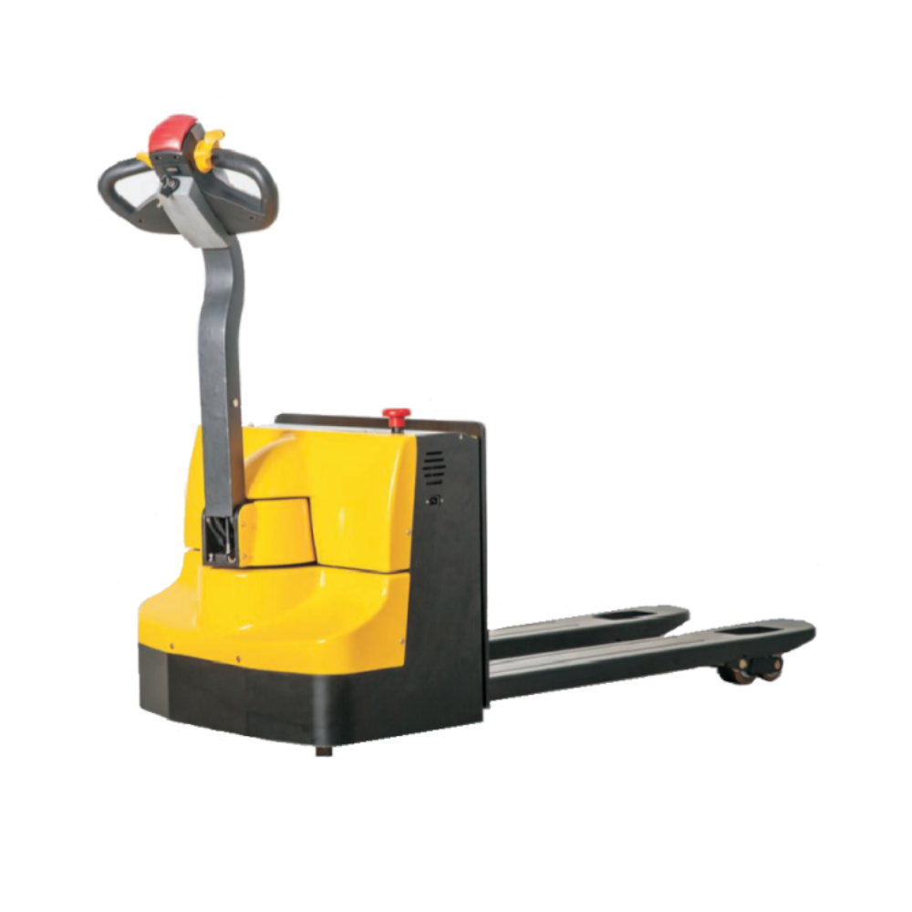 Battery Pallet Jack Narrow - 1500kg-1