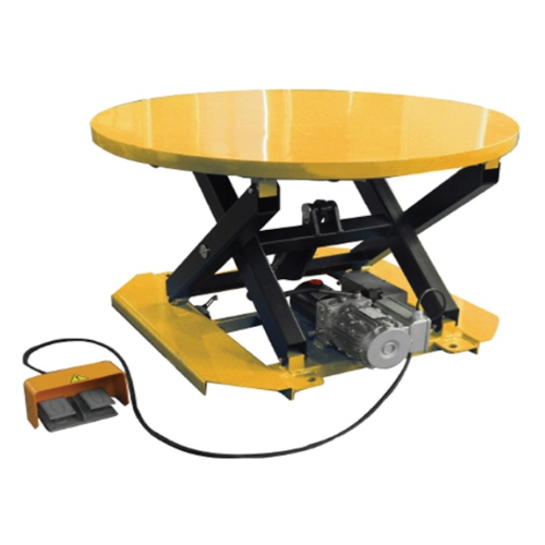 Electric Rotating Lift Table - 2000kg