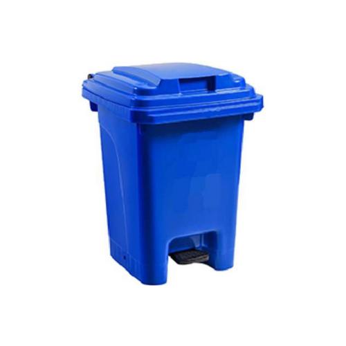 Pedal Bin Blue - 60L
