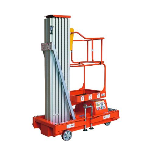 Single Mast Hydraulic Elevator